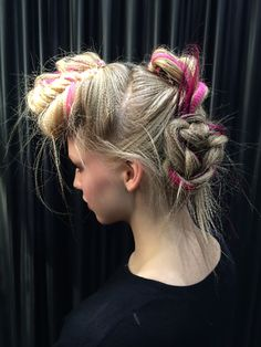 Best hairstyle for a long oval face 2015 hairstyle women,asymmetric bob hairstyle short hairstyles for ethnic hair,hairstyles for ladies in their sixties how to make a bun hairstyle with long hair. Ethnic Hairstyles, 2015 Hairstyles, Casual Hairstyles, Short Bob Hairstyles, Pretty Hairstyles, Braided Hairstyles, Hair And Makeup Artist, Hair Makeup, 4 Strand Braids