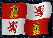Bandera Gif Castellano Leonesa