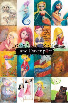 Jane Davenport ladies...