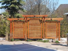 privacy screens outdoor | Screen3