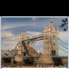 London Olympics 2012 Tower Bridge