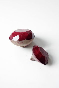 2 Carrot Ruby Beets | Sarah Illenberger #food #art