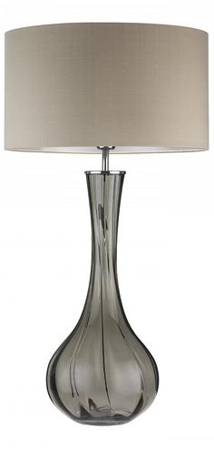 Strata Art Glass Table Lamp | Nice, Woods And Glass Table Lamps