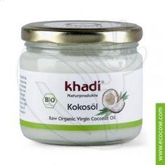 Khadi - Olio di cocco vergine biologico