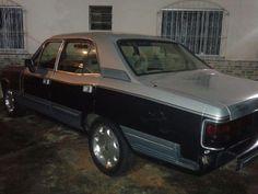 Gm - Chevrolet Opala Diplomata 4.1s Saia e Blusa - 1989 - 1989 - 1989