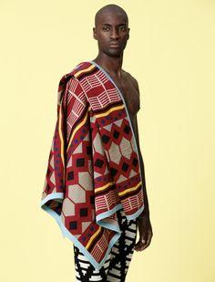 Maxhosa by LADUMA NGXOKOLO SS 16 - MoonMag #afrochic