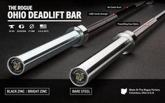Rogue Ohio Deadlift Bar | Rogue Fitness