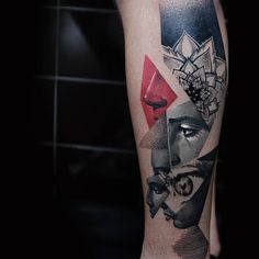 Beautifully Broken Tattoo