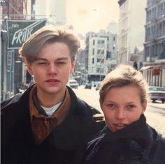 Leo och Kate.