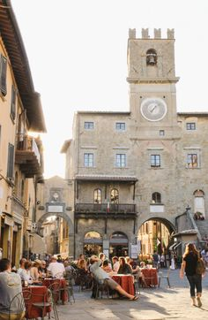 A Day in Cortona | Tuscany, Italy