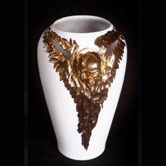 Alexandre Nicolas » Vases + Crânes / Vases and Skulls ❤ ℒℴvℯly