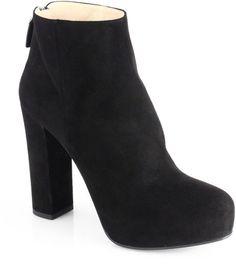 9f5da065f17 Suede Backzi BAD ASS BOOTS Gorgeous Platform Ankle Boots