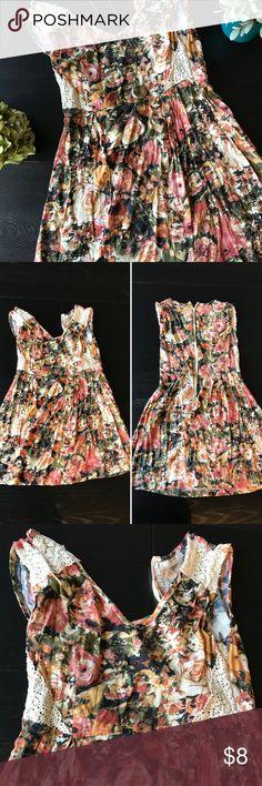 I just added this listing on Poshmark: 🔴 Floral Summer Charming Darling ModCloth Dress. #shopmycloset #poshmark #fashion #shopping #style #forsale #Poema #Dresses & Skirts