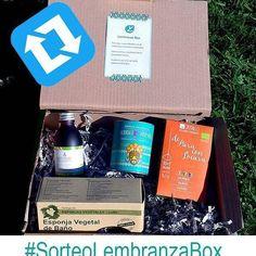 Hola!!! Empezamos la semana con un #sorteo!!! Te animas a participar? Puedes llevarte la caja de edición limitada #verano #lembranzabox .  Es sólo para Instagram. Atentos a las normas 😉  1🔹Sorteo válido para España (península) 2🔹Haz una captura de pantalla de esta imagen y ponla en tu muro  3🔹Sigue en Instagram a @bhealthybsexy y a @lembranzabox  4🔹Etiqueta en la imagen a @bhealthybsexy y a mi @lembranzabox  5🔹Utiliza el hashtag #SorteoLembranzaBox  6🔹Tienes hasta este domingo 10 de…