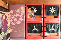 Ninja themed Capsule hotel ★ Business Inn NEW CITY @ Kannai, Yokohama  #japankuru #yokohama #kannai #capsulehotel #ninja #hotel #trip #kanagawa #캡슐호텔 #일본호텔 #닌자 #일본관광 #이색호텔 #膠囊旅館 #飯店 #日本住宿 #忍者 #f4f #followmeplease #picoftheday