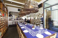 Hellenic Republic - one of George Calombaris' restaurants in Melbourne, Australia