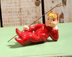 Vintage ceramic halloween – Etsy