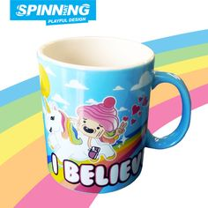 This Unicorn Sprinkles Mug Is The Most Magical Mug In Existence
