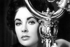 Elizabeth Taylor's perfectly thick eyebrows! Sorry but I hate thin eyebrows!!