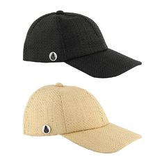 554a4f6bb4d Practicality and style need not be enemies on the golf course! The Straw Cap  by