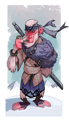 SnowMonkey ronin by SC4V3NG3R on deviantART ★ Find more at http://www.pinterest.com/competing/