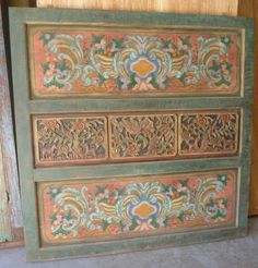 Hand Carved Inspiration curated by The Interior Outlet, Castle Hill, Sydney Panel Bed, Bed Head, Garden Ornaments, Balinese, Wall Sculptures, Rare Antique, Wood Wall, Furniture Ideas, Hand Carved