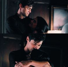 Alec e Izzy sono dolcissimi 😍♥️ Isabelle Lightwood, Alec Lightwood, Malec, Lincoln Agents Of Shield, Wolf Book, Girls Tumbler, Cassie Clare, Shadowhunters The Mortal Instruments, Matthew Daddario