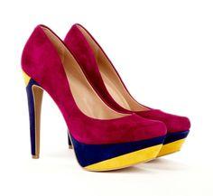 Yves Saint Laurent, shoes