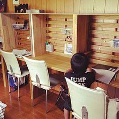 女性で、Otherの、My Desk/ハンドメイド/DIY/セルフリノベーション/古民家リノベーション/古民家改造/古民家再生/お金をかけずにについてのインテリア実例。 「早速お勉強。 椅子も...」 (2016-07-18 04:19:19に共有されました)