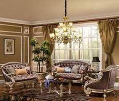 The St. Regis Formal Livingroom Collection 14740