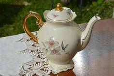 Tea Pots, China, Tableware, Dinnerware, Dishes, Tea Pot, Tea Kettles, Porcelain, Serveware