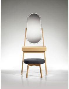 Conran Rendell Dressing Table & Stool Set-Marks & Spencer