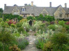 Walled Garden, Chipping Campden, England