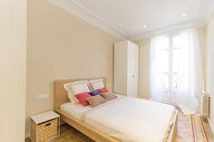 Apartment In Gracia - Picture gallery #architecture #interiordesign #bedroom