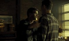 Haven season 5B review: New World Order - Duke and Nathan's relationship has come a long way in 5 seasons.