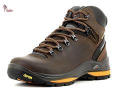 Grisport Contractor amg001, Chaussures de sécurité homme - Marron (Marron-V.5), 40 EU, 6 UK