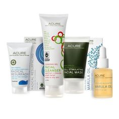The 13 Best Natural Beauty Brands-Acure's line is priced under $20. Everything is made from plant and food-based ingredients including antioxidant blends and plant stem cells. The line is free from animal testing, parabens, sulfates, phthalates, synthetic fragrances and artificial colors.  Sold at Target.