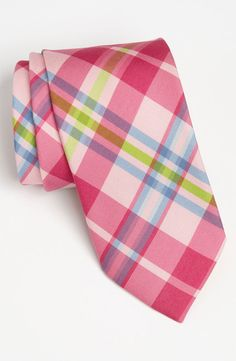 Cool summer tie. Peter Millar Woven Silk Tie at Nordstrom.