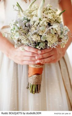 Rustic succulant bouquet by studioBLOEM, Photo by Jani B Photography