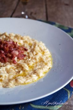 Wine Recipes, Cooking Recipes, Healthy Recipes, Finger Food Appetizers, Appetizer Recipes, Couscous, Quinoa, Italy Food, Risotto Recipes