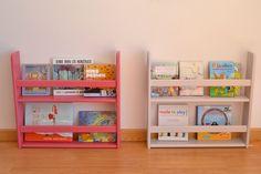 Wooden shelves (macarenabilbao.com)
