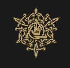 logo + stencil by Synesthetik , via Behance
