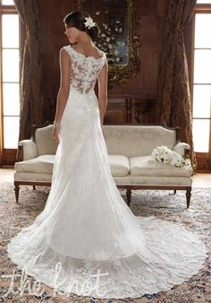 Casablanca Bridal 2004 Wedding Dress - The Knot  Find the sample at The Wedding Dress in the small town of Geneseo, NY. This family run bridal store is the BEST place for a wonderful experience! http://www.weddingdressny.com/
