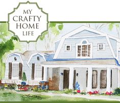 My Crafty Home Life