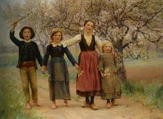 Theophile Louis Deyrolle (1844-1923)..Serkis Diranian : 네이버 블로그