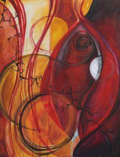 """Violin Strings"" © Lee A #abstract #art"