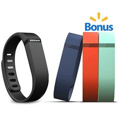Fitbit Flex Wireless Activity Sleep Band with Bonus Accessory Band Pack