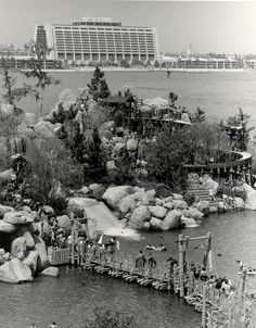 River Country, Walt Disney World - 1971