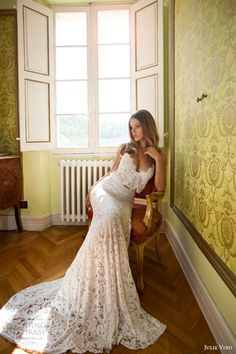 Julie Vino Fall 2015 Wedding Dresses — Provence Bridal Collection | Wedding Inspirasi