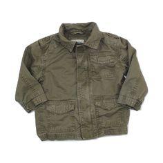 Children's Place Kids Utility Jacket, Size 2T, $7.50